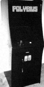 Polybius Arcade Console